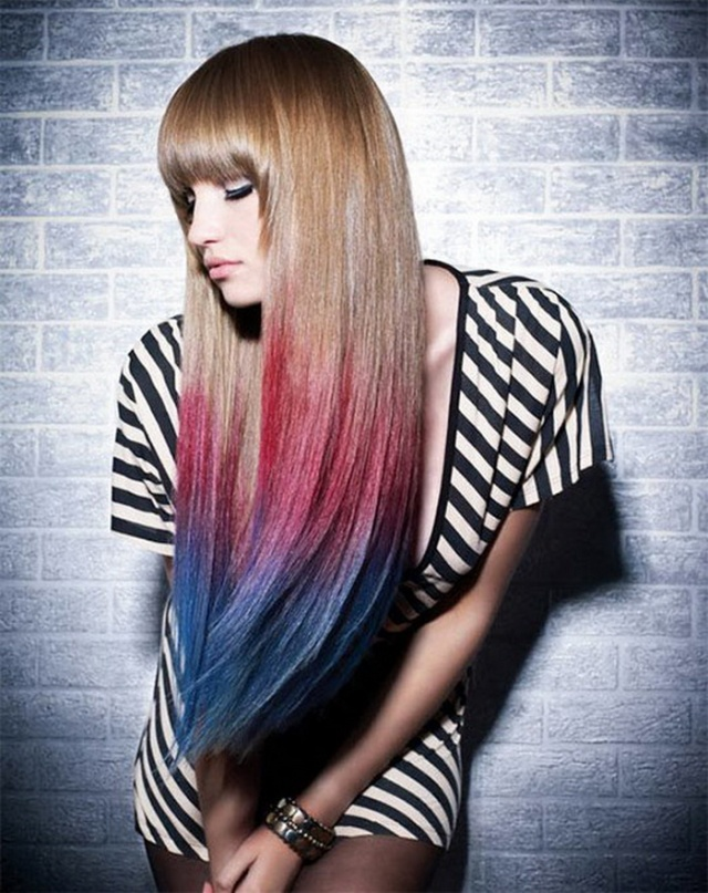 New Ombre' Styles for 2014
